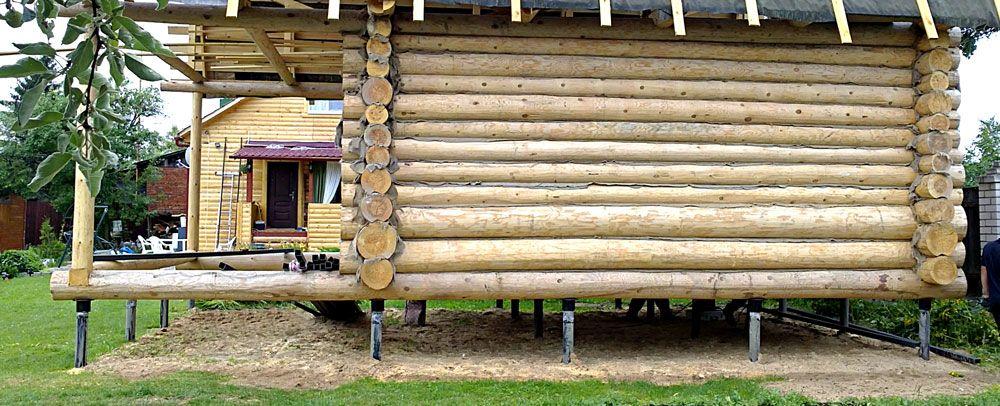 Закажите фундамент на винтовых сваях для деревянного дома или дачи  мы сделаем:                                  <br>  - в минимальные сроки;                                                      <br>- с минимальными издержками;                                                                                                              <br>   - максимально качественно.
