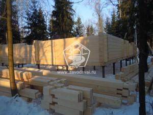 Строительство бетонного фундамента Подольский район
